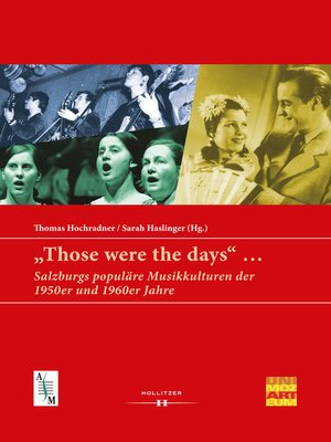 "cover image of ""Those were the days"" ..."
