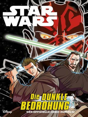 cover image of Star Wars--Episode I--Die dunkle Bedrohung