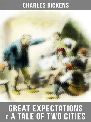 cover image of Great Expectations & a Tale of Two Cities