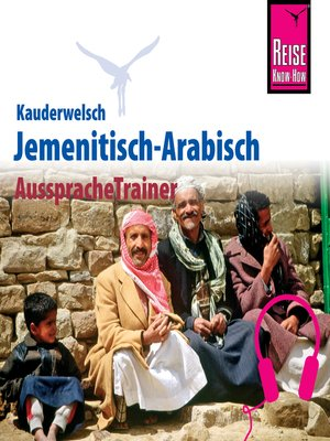 cover image of Reise Know-How Kauderwelsch AusspracheTrainer Jemenitisch