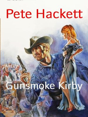 cover image of Gunsmoke Kirby