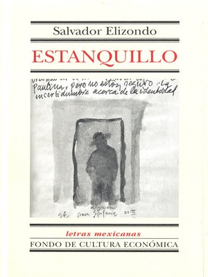 cover image of Estanquillo