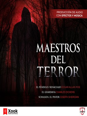 cover image of Maestros del terror