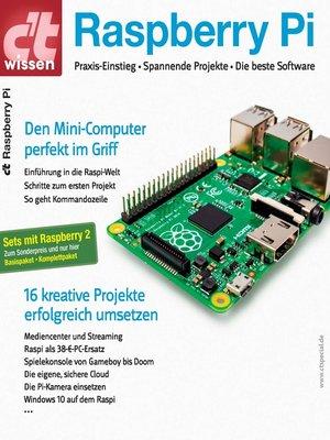 cover image of c't wissen Raspberry Pi (2015)
