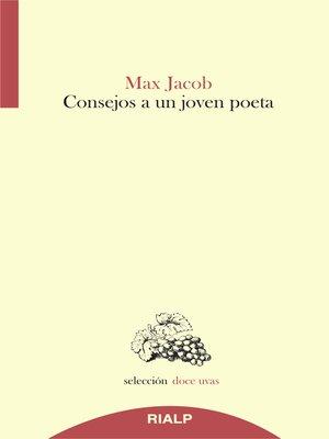 cover image of Consejos a un joven poeta