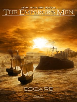 cover image of The Emperor's Men 5
