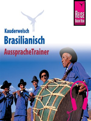 cover image of Reise Know-How Kauderwelsch AusspracheTrainer Brasilianisch
