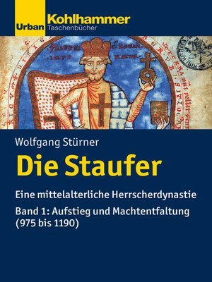 cover image of Die Staufer