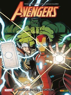 cover image of Avengers--Zurück zu den Wurzeln