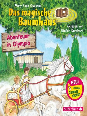 cover image of Abenteuer in Olympia