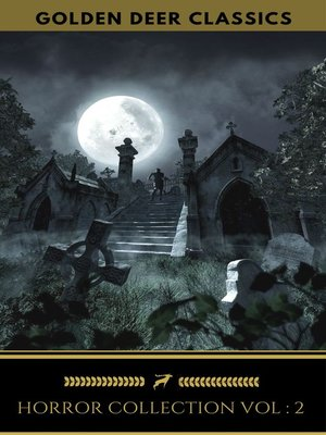 cover image of Classic Horror Collection Vol 2
