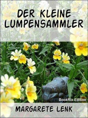 cover image of Der kleine Lumpensammler