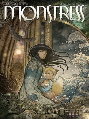 cover image of Monstress 2