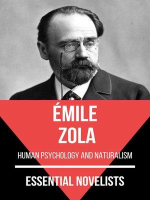 cover image of Essential Novelists--Émile Zola