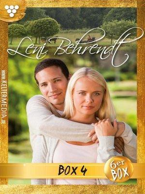 cover image of Leni Behrendt Jubiläumsbox 4 – Liebesroman