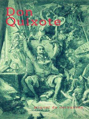 cover image of Don Quixote (Zongo Classics)