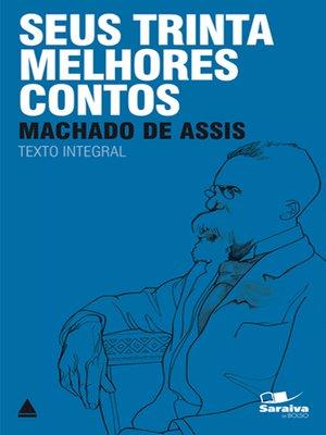 cover image of Seus Trinta Melhores Contos