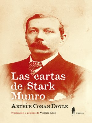 cover image of Las cartas de Stark Munro