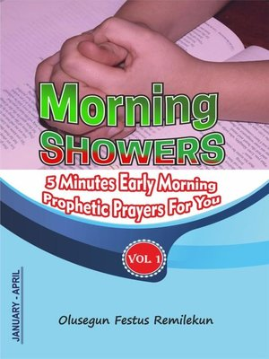 cover image of MORNING SHOWERS