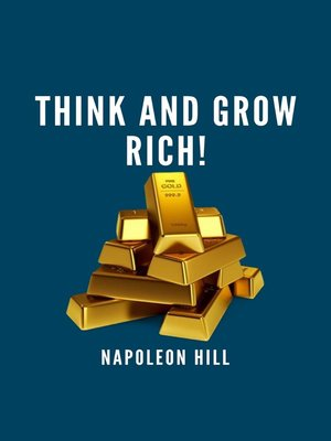 cover image of Think and Grow Rich!