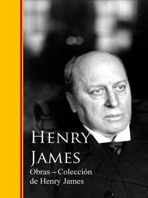 cover image of Obras--Coleccion de Henry James