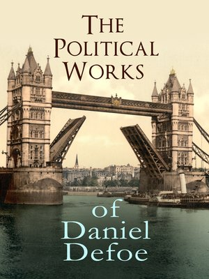 cover image of The Political Works of Daniel Defoe