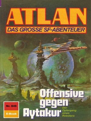 cover image of Atlan 849