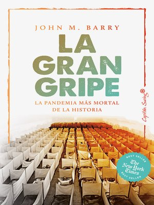 cover image of La gran gripe