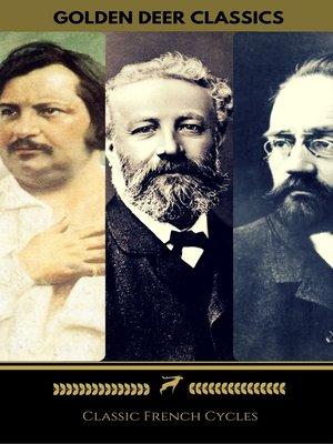 cover image of Zola, Balzac, Verne