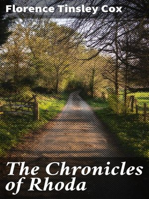cover image of The Chronicles of Rhoda