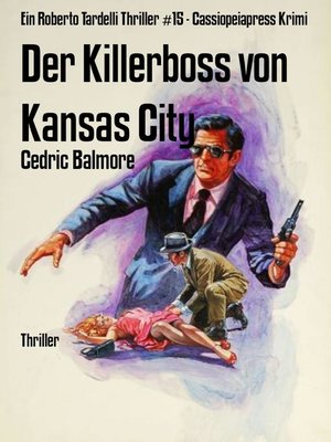 cover image of Der Killerboss von Kansas City