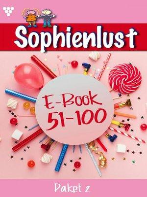 cover image of Sophienlust Paket 2 – Familienroman