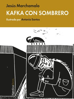 cover image of Kafka con sombrero