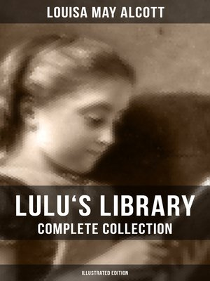 cover image of LULU'S LIBRARY