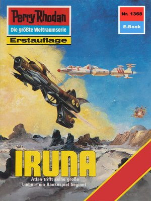 cover image of Perry Rhodan 1368