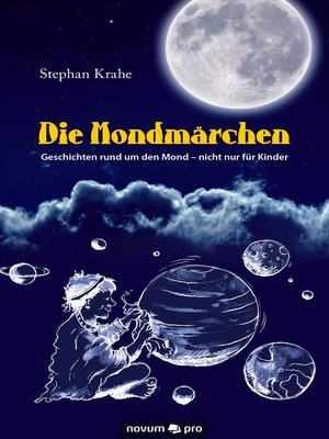 cover image of Die Mondmärchen