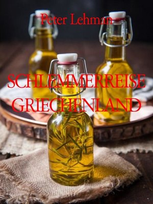 cover image of SCHLEMMERREISE GRIECHENLAND