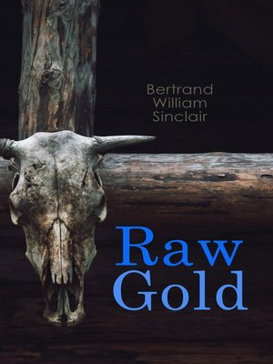 cover image of Raw Gold