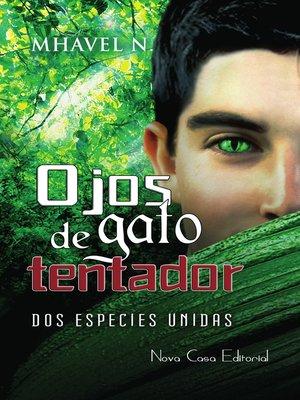 cover image of Ojos de gato tentador