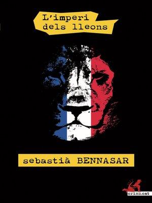 cover image of L'imperi dels lleons
