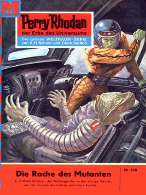 cover image of Perry Rhodan 228