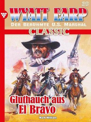 cover image of Wyatt Earp Classic 39 – Western