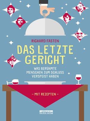 cover image of Das letzte Gericht