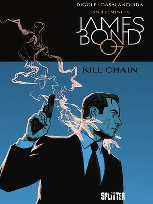 cover image of James Bond 007. Band 6
