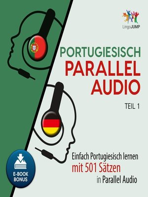 cover image of Portugiesisch Parallel Audio--Teil 1