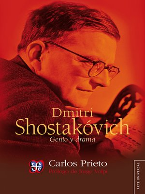 cover image of Dmitri Shostakóvick