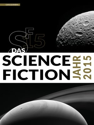 cover image of Das Science Fiction Jahr 2015