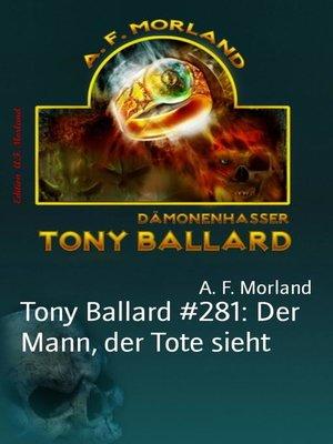 cover image of Tony Ballard #281