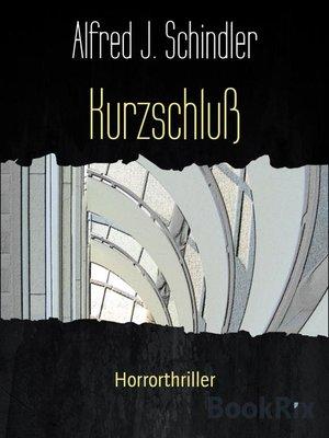 cover image of Kurzschluß