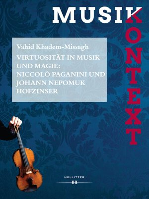 cover image of Virtuosität in Musik und Magie